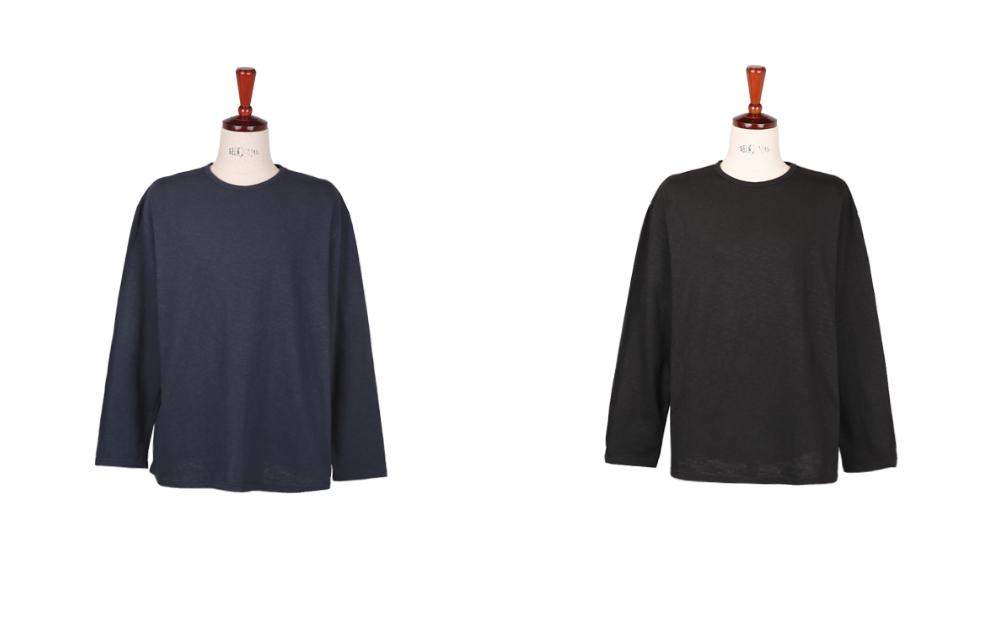 긴팔 티셔츠 색상 이미지-S1L39