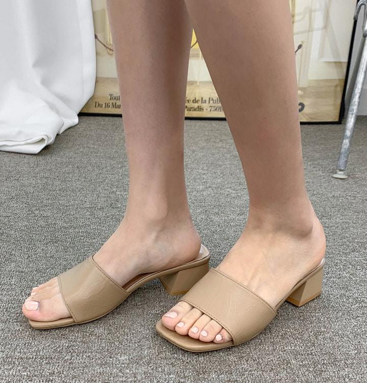 [무료배송] 레틴모던슬리퍼