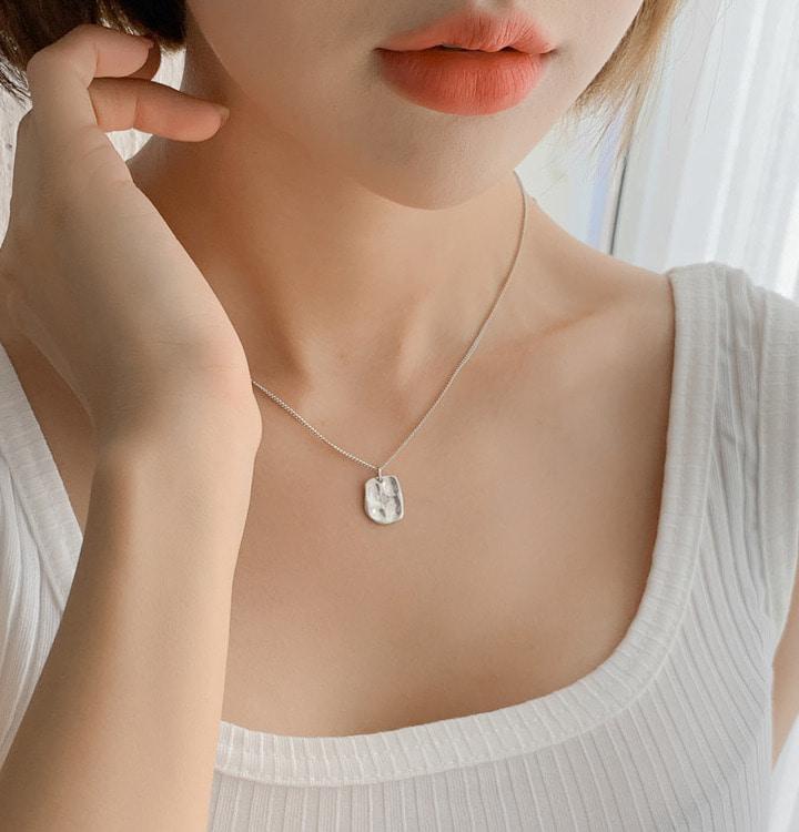 [무료배송] 써니스퀘어_necklace