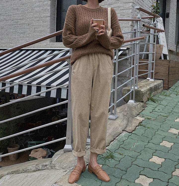 [무료배송or기획특가5칼라] 와이드밴딩배기pt
