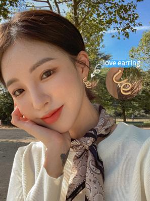 러브러브미_earring