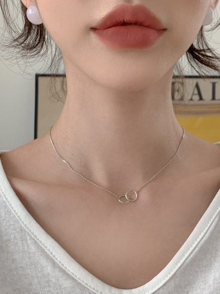 [무료배송] 언발링_necklace