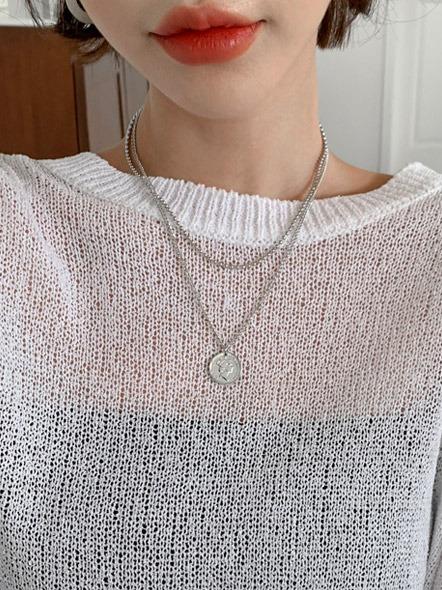 [무료배송] 라인코인_necklace