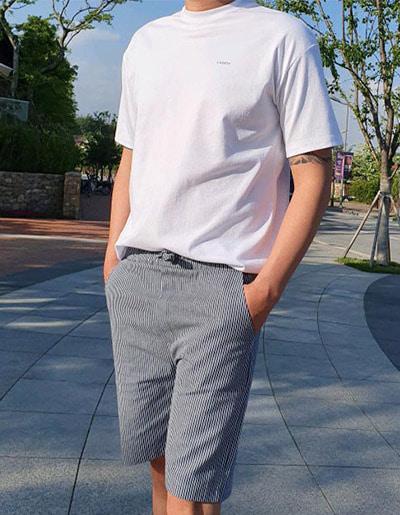[남편룩] 줄스팬츠