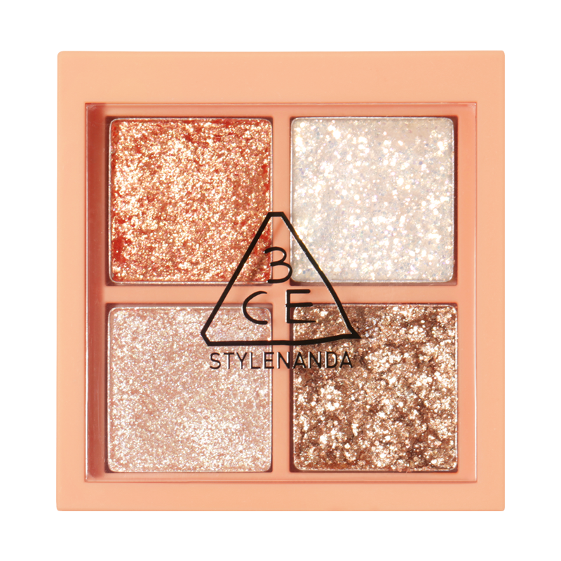 3CE MINI MULTI EYE COLOR PALETTE #GLITTER BOMB