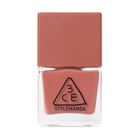 3CE MOOD RECIPE LONG LASTING NAIL LACQUER #PK23