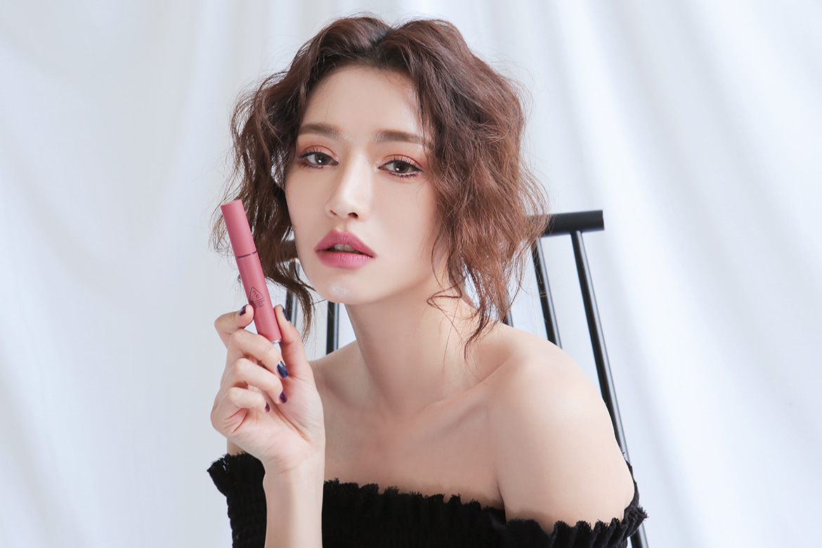 3CE VELVET LIP TINT #GO NOW