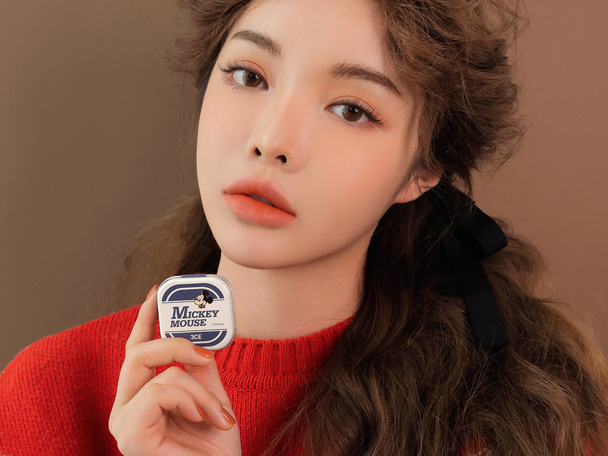 [3CE | Disney] 3CE LIP COLOR BALM #PLAY BLIND