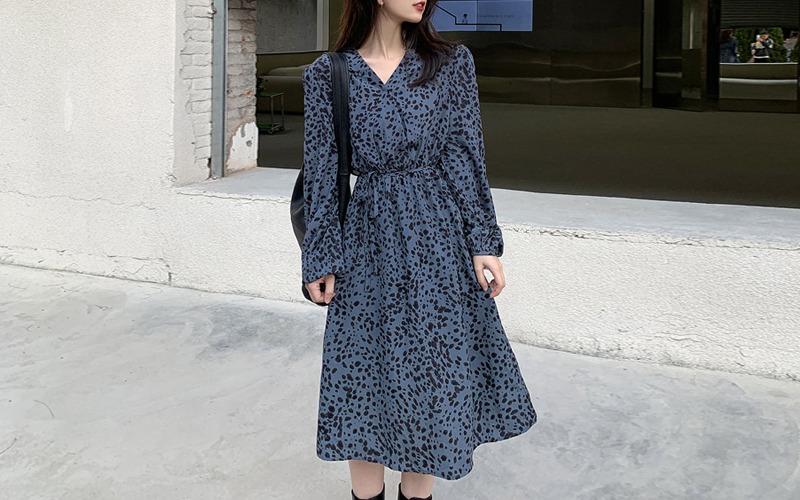 leopard dress s139120