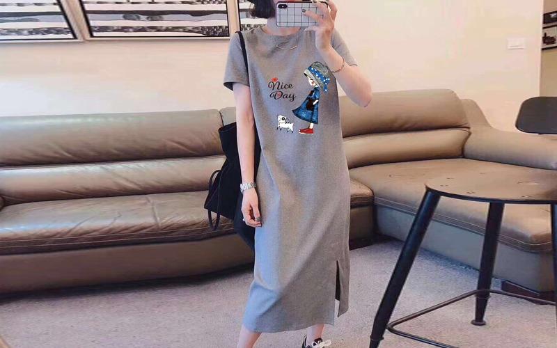 [3타입]애니 이지 슬릿 원피스 s142161