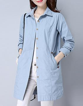 카온드 셔츠 자켓 v81745