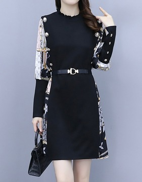 printing belt dress s138616