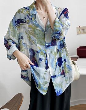 Printing shirt s139063