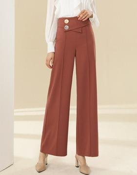 Wide pants v138991