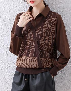 쿤달 베스트 레이어드 셔츠 v148152