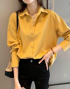 로얄 베이직 셔츠 v147864