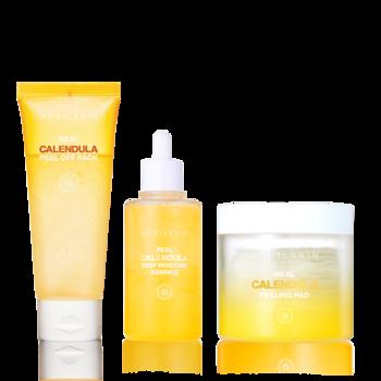 Real Calendula Skincare Trio