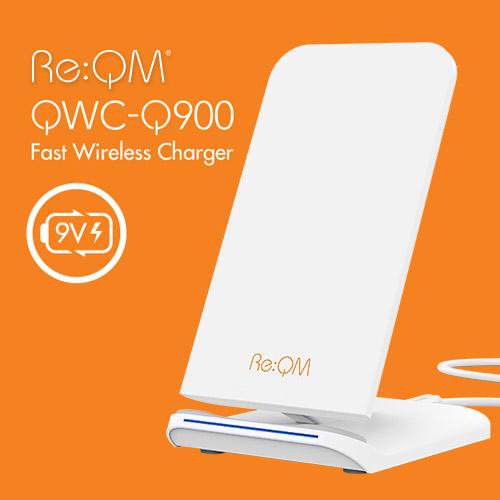 [Re:QM] 리큐엠 고속무선충전기 QWC-Q900C