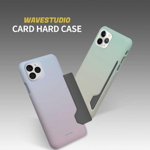 [WAVESTUDIO] 카드 하드[파스텔그라데이션] BW