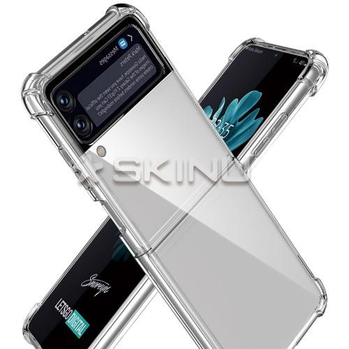 [SKINU] 스키누 Z플립3 방탄 젤하드 케이스