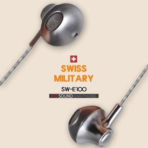 [SWISSMILITARY] 스위스 밀리터리 이어폰 #