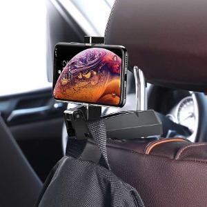 [BASEUS] 차량용 헤드레스트 스마트폰 거치대