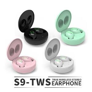 [WIRELESS] S9-TWS 블루투스 이어폰 #