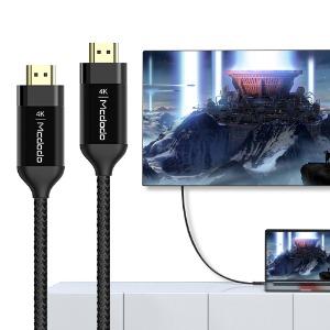 [Mcdodo] 4K 연결 데이터 케이블 [HDMI->HDMI]