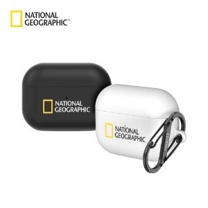 [NATIONAL] 내셔널지오그래픽 브랜드로고 에어팟 프로 케이스