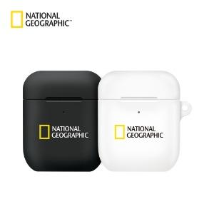 [NATIONAL] 내셔널지오그래픽 브랜드로고 에어팟 케이스