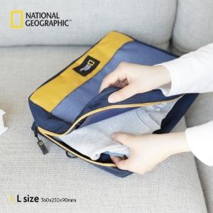 [NATIONAL] 내셔널지오그래픽 워셔블 파우치