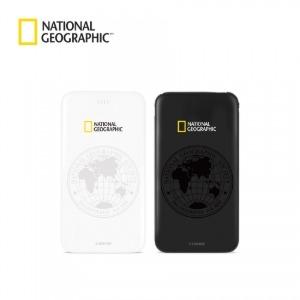 [NATIONAL] 내셔널지오그래픽 보조배터리 글로벌 씰 (5000mAh)
