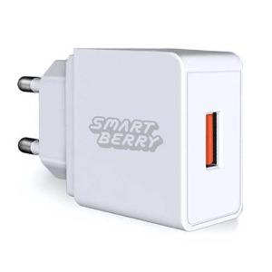 [SMARTBERRY] 퀄컴(QC3.0) 가정용 고속 충전기 #