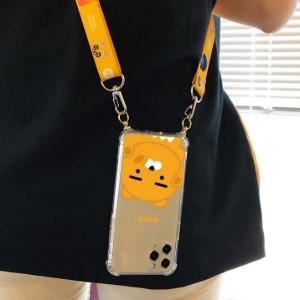 [KAKAO] 카카오 스트랩 목걸이[아이쿵] OB