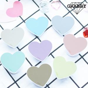 [GRABBY] 스마트톡[크림 하트] MPK