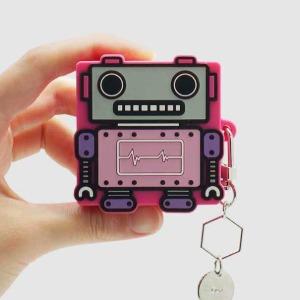 [ASCAR] 버즈/ 버즈플러스/ 버즈라이브 실리콘 케이스[장난감 로봇] A@