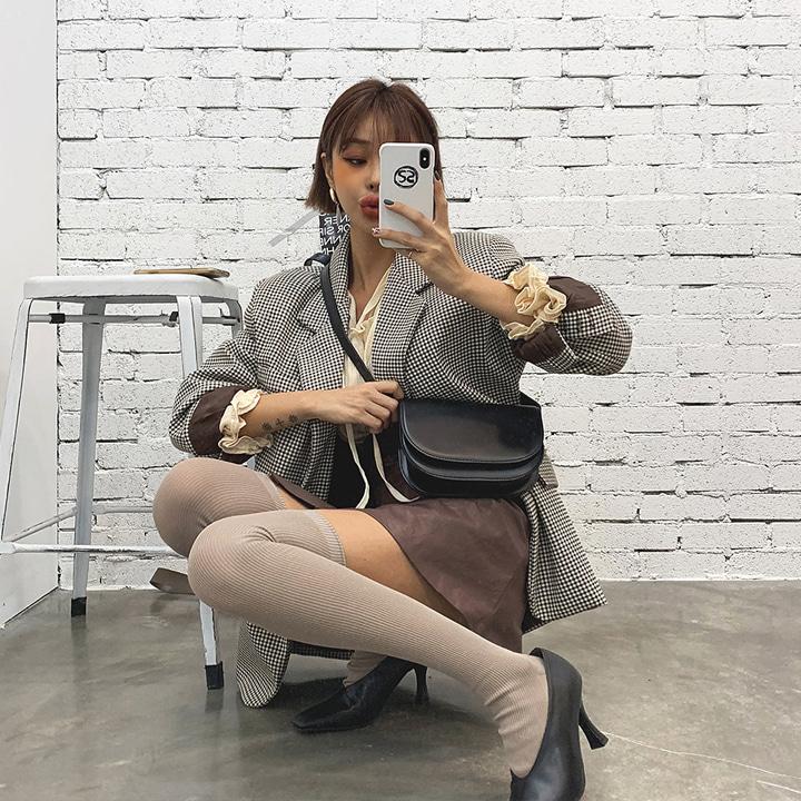 베이직오버니-socks