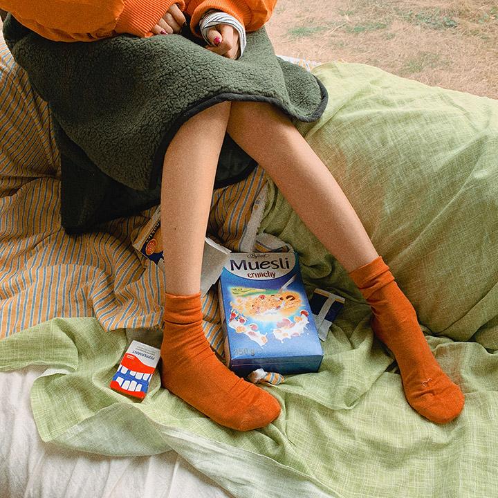 델르베이직-socks