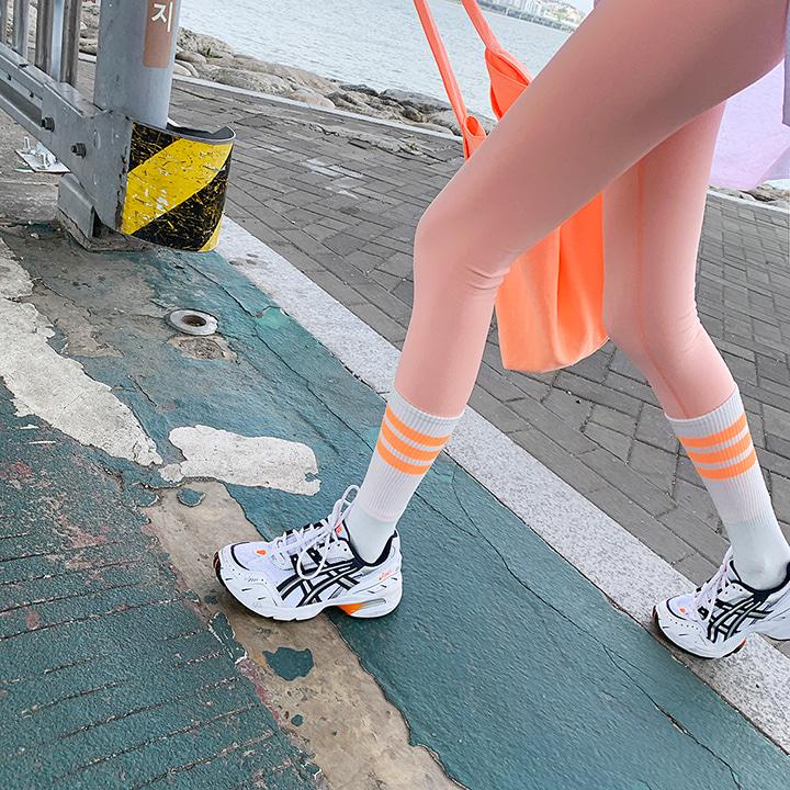 네온쓰리라인-socks