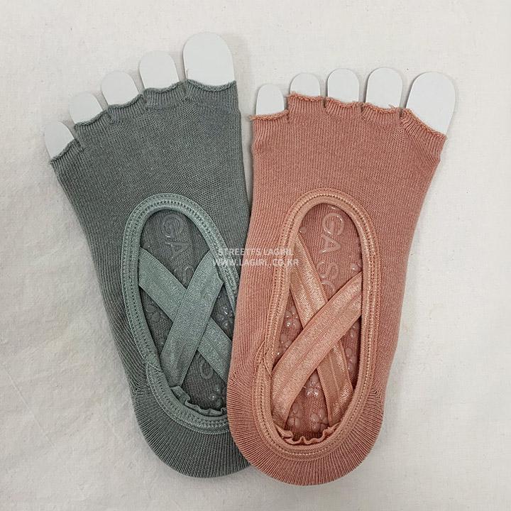 논슬립오픈토-socks