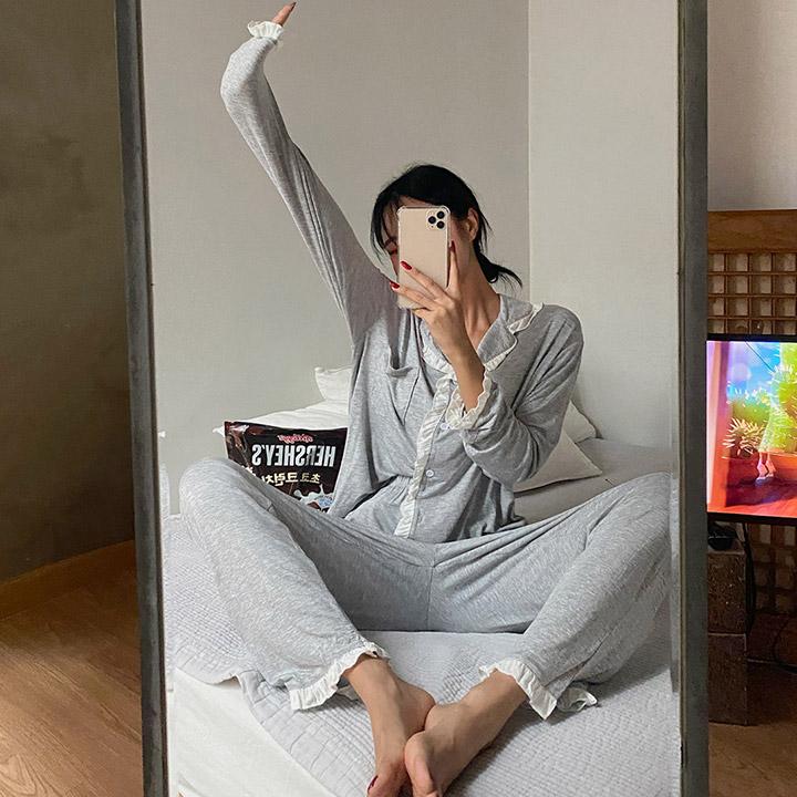 러빙프릴잠옷-set