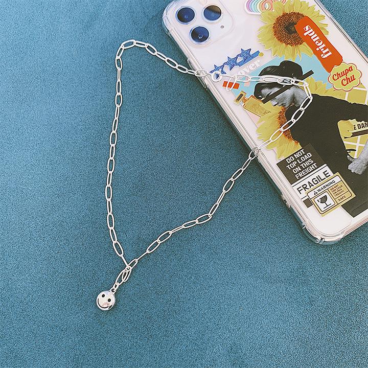 스마일체인-necklace