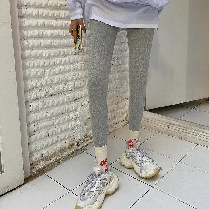 트임레이어-leggings