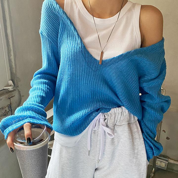 디피브이니트-knit