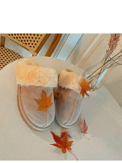 패치어그슬리퍼-shoes