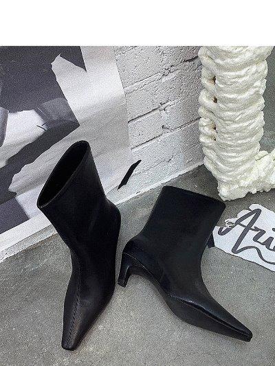 스틸레토부츠-shoes
