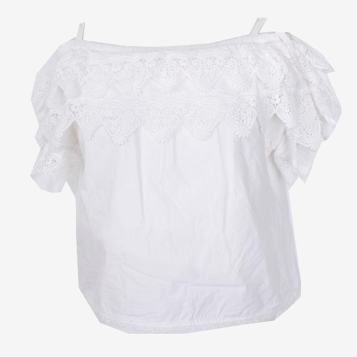 KRIZIA JEANS셔츠여성용(XL)