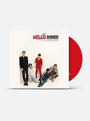 SHINee The 2nd Album Repackage - Hello