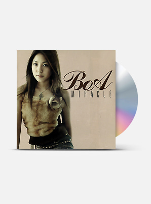 BoA The 2.5th Album - Miracle