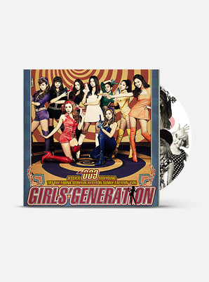 GIRLS' GENERATION The 3rd Mini Album - Hoot